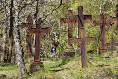 Kluki cmentarz ewangelicki