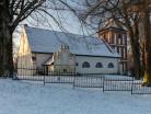 Sorkwity kościół