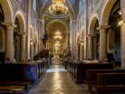 Płock wnętrze kościoła