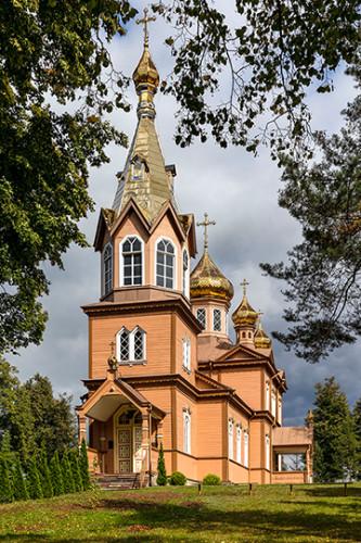 Michałowo cerkiew