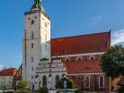 Oleśnica kościół z XIII wieku