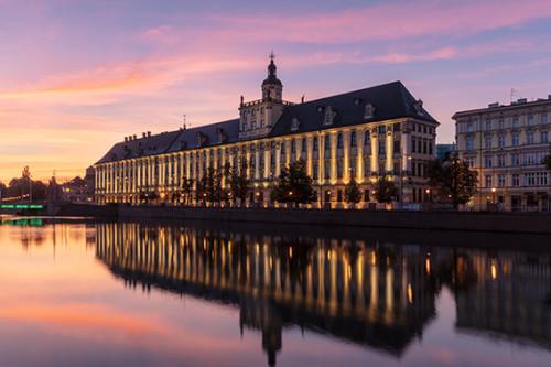 Wrocław Uniwersytet