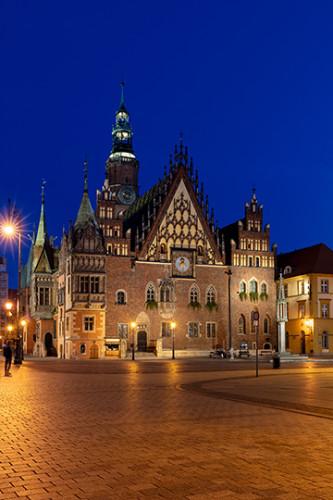 Wrocław starówka