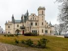 Patrykozy pałac