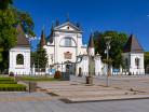 Węgrów kościół