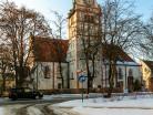 Nidzica kościół gotycki